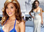 Mandatory Credit: Photo by Jim Smeal/BEI/REX Shutterstock (4642700eq)\n Farrah Abraham\n MTV Movie Awards, Arrivals, Los Angeles, America - 12 Apr 2015\n \n