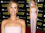 """HOLLYWOOD, CA - OCTOBER 19:  Actress Kristen Wiig attends the premiere of """"Nasty Baby"""" at ArcLight Cinemas on October 19, 2015 in Hollywood, California.  (Photo by Jason LaVeris/FilmMagic)"""