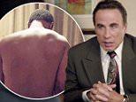 John Travolta in oj simpson movie