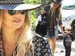 Picture Shows: Fergie, Axl Duhamel  October 22, 2015\n \n Pop singer and proud mom Fergie is seen leaving a park in Brentwood, California with her son Axl.\n \n Fergie recently returned from NYC where she introduced her new footwear line at Lord & Taylor.\n \n Non Exclusive\n UK RIGHTS ONLY\n \n Pictures by : FameFlynet UK © 2015\n Tel : +44 (0)20 3551 5049\n Email : info@fameflynet.uk.com