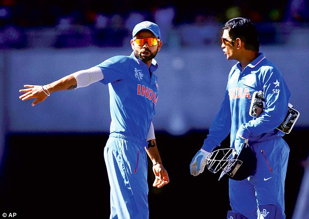 India lost the four-Test series to Australia and failed to reach the tri-series finals, before pleasantly surprising the country with a berth at the World Cup semi-finals