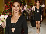 Mandatory Credit: Photo by Nils Jorgensen/REX Shutterstock (5288421k)\n Alesha Dixon\n Little Black Dress cocktail party, London, Britain - 22 Oct 2015\n Online fashion retailer hosts champagne and cocktail reception to unveil its new collection at Hotel Caf¿¿ Royal, London.\n