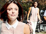 Bethenny Frankel seen out and about SoHo New York October 22, 2015\n\nPictured: Bethenny Frankel\nRef: SPL1158378  221015  \nPicture by: Splash News\n\nSplash News and Pictures\nLos Angeles: 310-821-2666\nNew York: 212-619-2666\nLondon: 870-934-2666\nphotodesk@splashnews.com\n