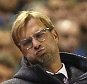 Manager of Liverpool, Jurgen Klopp reacts to a missed chance - Liverpool vs Rubin Kazan - UEFA Europa League - Anfield - Liverpool - 22/10/2015 Pic Philip Oldham/SportImage