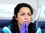 """Chelsea's Team Doctor Eva Carneiro. Football Association board member Heather Rabbatts has expressed her """"sadness and anger"""" at news of Dr Eva Carneiro's departure from Chelsea.   PRESS ASSOCIATION Photo. Issue date: Tuseday September 22, 2015.  See PA story SOCCER Chelsea. Photo credit should read Mike Egerton/PA Wire."""