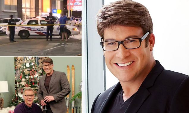 Canadian TV presenter Christopher Hyndman is found dead in an alleyway