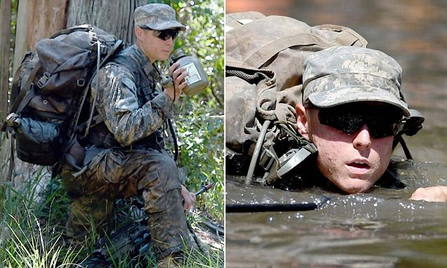 Two women advance to final phase of US Army's elite and demanding Ranger School
