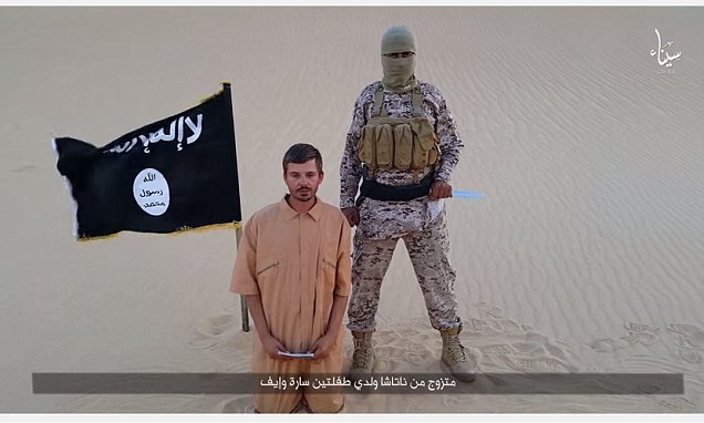 ISIS threatens to kill Croatian Tomislav Salopek in Egypt in latest video