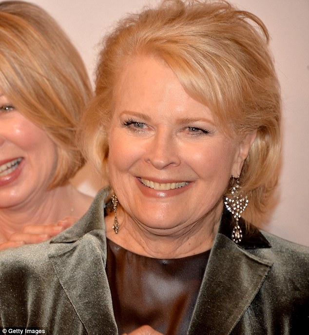 Longevity: The 68-year-old actress has achieved a full and varied career including modelling for Vogue, an Oscar nomination and countless Emmys for her hit TV show Murphy Brown, which aired from 1988 - 1998