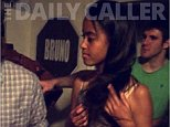 EXCLUSIVE: Malia, The Only Cool Obama, Plays Beer Pong During College Visit [PHOTOS] Malia Obama was visiting Brown University in Rhode Island for a campus tour last weekend, and while she was there, the 17-year-old finally proved that there?s at least one cool person in the Obama family.  She stayed with a friend in a dorm room, and even though there were Secret Service all over the place, she still managed to party her Obamass off like she was a 2005 Bush twin.  Yeah, Malia did normal college things like eat at the dining hall and get a burrito bowl from Chipotle, but she was also spotted playing beer pong with the other Ivy League students during a dorm party.