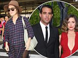 Los Angeles, CA - A pregnant Rose Byrne is seen arriving at LAX from New Orleans. The actress wore a comfy plaid dress with tights and ankle boots. The mother to be rocked the comfy cute travel look. \nAKM-GSI     October 22, 2015\nTo License These Photos, Please Contact :\nSteve Ginsburg\n(310) 505-8447\n(323) 423-9397\nsteve@akmgsi.com\nsales@akmgsi.com\nor\nMaria Buda\n(917) 242-1505\nmbuda@akmgsi.com\nginsburgspalyinc@gmail.com