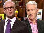 Watch What Happens Live- October 22, 2015\n¿Watch What Happens Live¿ Bravo chat host Andy Cohen was joined by CNN correspondent Anderson Cooper and actress Molly Ringwald