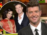 NEW YORK, NY: Wednesday, October 21, 2015 ¿ \n¿Watch What Happens Live¿  Bravo chat host Andy Cohen was joined by singer Robin Thicke, and actor/director Ron Howard\n