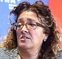 LONDON, ENGLAND - MAY 12:  Chair of The FA's Inclusion Advisory Board and consultant to the FIFA Task Force against Racism and Discrimination Heather Rabbatts speaks during the launch of FIFA Anti-Discrimination Monitoring System at Wembley Stadium on May 12, 2015 in London, England.  (Photo by Tom Dulat - FIFA/FIFA via Getty Images)