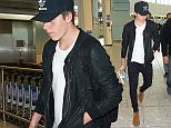23.OCTOBER.2015 - LONDON - UK\n**EXCLUSIVE ALL ROUND PICTURES**\nBROOKLYN BECKHAM WEARING AN ADIDAS CAP SPOTTED FLYING OUT OF HEATHROW AIRPORT HOLDING HIS SKATEBOARD IN HIS HAND. \nBYLINE MUST READ : XPOSUREPHOTOS.COM\n***UK CLIENTS - PICTURES CONTAINING CHILDREN PLEASE PIXELATE FACE PRIOR TO PUBLICATION***\nUK CLIENTS MUST CALL PRIOR TO TV OR ONLINE USAGE PLEASE TELEPHONE 0208 344 2007