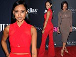 Christina Milian arrives at the Star Magazine's Scene Stealers Party - Los Angeles  Pictured: Christina Milian Ref: SPL1158472  221015   Picture by: Jen Lowery / Splash News  Splash News and Pictures Los Angeles: 310-821-2666 New York: 212-619-2666 London: 870-934-2666 photodesk@splashnews.com