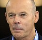 File photo dated 17-10-2015 of Sir Clive Woodward PRESS ASSOCIATION Photo. Issue date: Tuesday October 20, 2015. Will Greenwood and Lawrence Dallaglio have questioned why Sir Clive Woodward has been overlooked for the five-man panel appointed to review England's World Cup horror show. See PA story RUGBYU England. Photo credit should read Mike Egerton/PA Wire.