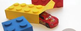 Printable Lego-Inspired Gift Box