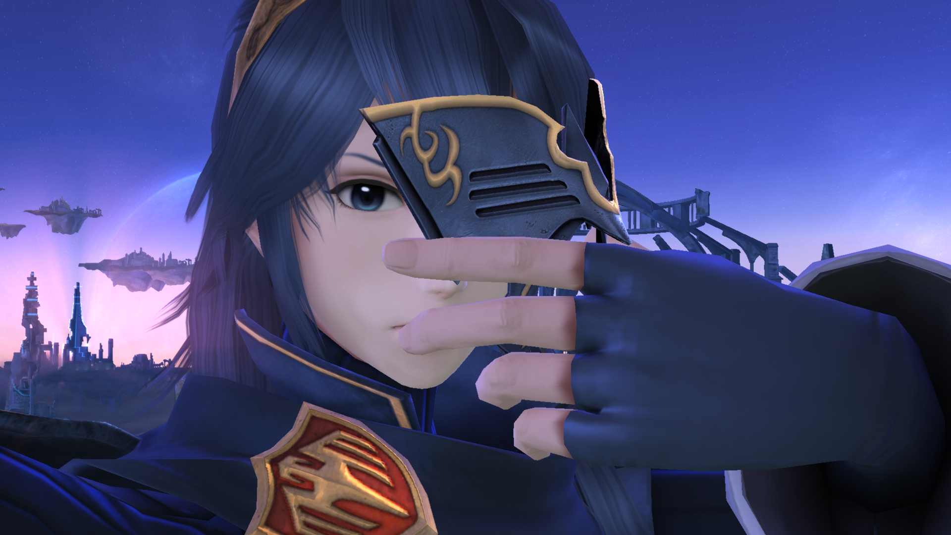 super smash bros for nintendo 3ds and wii u screen 3 Super Smash Bros. For Nintendo 3DS & Wii U New Screenshots & Trailer Reveal Lucina, Robin, & Captain Falcon