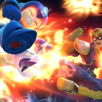 super smash bros for nintendo 3ds and wii u screen 9 150x150 Super Smash Bros. For Nintendo 3DS & Wii U New Screenshots & Trailer Reveal Lucina, Robin, & Captain Falcon