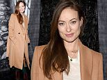 """NEW YORK, NY - OCTOBER 23:  Olivia Wilde attends the """"Ellis"""" New York Premiere on October 23, 2015 in New York City.  (Photo by Jamie McCarthy/Getty Images)"""