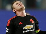 Football - CSKA Moscow v Manchester United - UEFA Champions League Group Stage - Group B - Arena Khimki, Khimki, Moscow, Russia - 21/10/15  Manchester United's Wayne Rooney looks dejected  Action Images via Reuters / Andrew Boyers  Livepic  EDITORIAL USE ONLY.