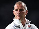 England head coach Stuart Lancaster.  PRESS ASSOCIATION Photo. Issue date: wednesday October 14, 2015. Former Rugby Football Union chairman Martyn Thomas has said he warned the Twickenham hierarchy that Stuart Lancaster was the wrong man to lead England into the World Cup. See PA story RUGBYU England Thomas. Photo credit should read Mike Egerton/PA Wire.  File photo dated 26-09-2015.
