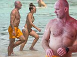 24 Oct 2015 - BRIDGETOWN - BARBADOS\n \n *** PICTURE APPROVED FOR MAIL ONLINE SUBSCRIPTION ***\n \n *** NO OTHER ONLINE SUBSCRIPTIONS ALLOWED ***\n \n \n ALAN SHEARER AND FAMILY ARE SPOTTED ON THE BEACH IN BARBADOS\n \n \n BYLINE MUST READ : CHRIS BRANDIS-ISLANDPAPS/XPOSUREPHOTOS.COM\n \n ***UK CLIENTS - PICTURES CONTAINING CHILDREN PLEASE PIXELATE FACE PRIOR TO PUBLICATION ***\n \n **UK CLIENTS MUST CALL PRIOR TO TV OR ONLINE USAGE PLEASE TELEPHONE 44 208 344 2007**
