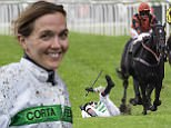 Former Olympic cyclist Victoria Pendleton