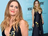 "NEW YORK, NY - OCTOBER 25: Actress Drew Barrymore attends Montblanc & The Cinema Society host a screening of Roadside Attractions & Lionsgate's New York premiere of ""Miss You Already"" at Museum of Modern Art on October 25, 2015 in New York City.  (Photo by Jim Spellman/WireImage)"