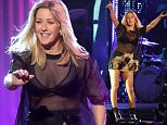 Ellie Goulding performs in Milan, Italy\n\nPictured: Ellie Goulding\nRef: SPL1157689  241015  \nPicture by: Splash News\n\nSplash News and Pictures\nLos Angeles: 310-821-2666\nNew York: 212-619-2666\nLondon: 870-934-2666\nphotodesk@splashnews.com\n