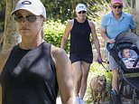 EXCLUSIVE: SONIA KRUGER AND PARTNER CRAIG MACPHERSON ENJOYED A MORNING WALK WITH THEIR 9 MONTH OLD DAUGHTER MAGGIE, AND SONIAíS DOG FERGIE NEAR THEIR SYDNEY HOME.\nSONIA, NOW 50 YEARS OLD, LOOKED FIT AND HEALTHY IN HER EXERCISE CLOTHES, ALTHOUGH COULD SONIA BE PLANNING A SIBLING FOR MAGGIE? SHE DID LOOK TO HAVE A MORE ROUNDED TUMMY THAN USUAL.\nEXCLUSIVE\n25 October 2015\n©MEDIA-MODE.COM