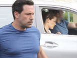 Picture Shows: Jennifer Garner, Ben Affleck  October 25, 2015\n \n Jennifer Garner and Ben Affleck spotted shopping for groceries in Pacific Palisades, California. Ben pulled up to to help Jennifer load the car before the two were seen leaving together.\n \n Non Exclusive\n UK RIGHTS ONLY\n \n Pictures by : FameFlynet UK © 2015\n Tel : +44 (0)20 3551 5049\n Email : info@fameflynet.uk.com