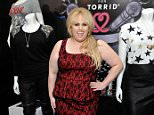 LOS ANGELES, CA - OCTOBER 22:  Actress Rebel Wilson attends Tracy Paul & Company presents REBEL WILSON FOR TORRID Launch at Milk Studios on October 22, 2015 in Los Angeles, California.  (Photo by John Sciulli/Getty Images for TORRID)