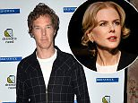 Benedict Cumberbatch attends the Children's Monologues rehearsals at The Royal Court Theatre in London. PRESS ASSOCIATION Photo. Picture date: Sunday October 25, 2015. See PA story SHOWBIZ Childrens. Photo credit should read: Hannah McKay/PA Wire