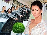 Jenni JWOWW  Wedding