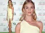 BURBANK, CA - OCTOBER 24:  Actress Rosie Huntington-Whiteley attends the 25th annual EMA Awards presented by Toyota and Lexus and hosted by the Environmental Media Association at Warner Bros. Studios on October 24, 2015 in Burbank, California.  (Photo by Imeh Akpanudosen/Getty Images for Environmental Media Awards)