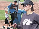 Paula Patton is a soccer mom at son Julian's soccer game.\n\nPictured: Paula Patton \nRef: SPL1160144  241015  \nPicture by: Jacson / Splash News\n\nSplash News and Pictures\nLos Angeles: 310-821-2666\nNew York: 212-619-2666\nLondon: 870-934-2666\nphotodesk@splashnews.com\n
