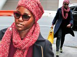 Actress Lupita Wyong'o arrives at Public Theater for her matinee performance of 'Eclipsed' in New York City on October 24, 2015\n\nPictured: Lupita Nyong'o\nRef: SPL1159854  241015  \nPicture by: Christopher Peterson/Splash News\n\nSplash News and Pictures\nLos Angeles: 310-821-2666\nNew York: 212-619-2666\nLondon: 870-934-2666\nphotodesk@splashnews.com\n