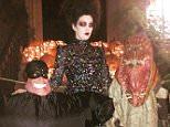 davidgardnerNew York City Halloween School Dance....Gray, Milo and Liv ?? ?????? Sooooo cute !!! @misslivalittle