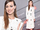 """SAVANNAH, GA - OCTOBER 24:  Honoree Olivia Wilde attends the opening night screening of """"Suffragette"""" during 18th Annual Savannah Film Festival Presented by SCAD at Trustees Theater on October 24, 2015 in Savannah, Georgia.  (Photo by Michael Loccisano/Getty Images for SCAD)"""