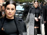 Actress Lea Michele attends EW Fest 2015 at Industria Studios in New York City on October 24, 2015\n\nPictured: Lea Michele\nRef: SPL1160125  241015  \nPicture by: Christopher Peterson/Splash News\n\nSplash News and Pictures\nLos Angeles: 310-821-2666\nNew York: 212-619-2666\nLondon: 870-934-2666\nphotodesk@splashnews.com\n