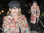 23.OCT.2015 - LONDON - UK\nSTAR WARS ACTRESS CARRIE FISHER TAKES HER PET POOCH TO THE CHILTERN FIREHOUSE IN LONDON!\nBYLINE MUST READ : XPOSUREPHOTOS.COM\n***UK CLIENTS - PICTURES CONTAINING CHILDREN PLEASE PIXELATE FACE PRIOR TO PUBLICATION ***\n**UK CLIENTS MUST CALL PRIOR TO TV OR ONLINE USAGE PLEASE TELEPHONE  44 208 344 2007 ***