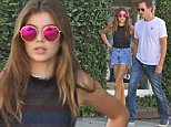 Rande Gerber and daughter Kaia Gerber shopping in Malibu.\n\nPictured:  Rande Gerber and  Kaia Gerber \nRef: SPL1160168  241015  \nPicture by: Jacson / Splash News\n\nSplash News and Pictures\nLos Angeles: 310-821-2666\nNew York: 212-619-2666\nLondon: 870-934-2666\nphotodesk@splashnews.com\n