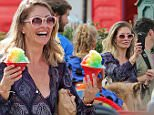 Rebecca Gayheart and Eric Dane take their daughters Georgia and Billie Beatrice to the Larchmont Village Halloween Street Fair in Los Angeles, CA. \n\nPictured: Rebecca Gayheart, Eric Dane, Georgia Dane, Billie Beatrice Dane\nRef: SPL1159724  251015  \nPicture by: ?/Splash News\n\nSplash News and Pictures\nLos Angeles: 310-821-2666\nNew York: 212-619-2666\nLondon: 870-934-2666\nphotodesk@splashnews.com\n