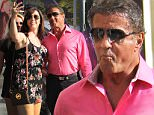 Sylvester Stallone talking a stroll with Chuck Zito and his brother Frank in Beverly Hills. Stallone stops to pose for selfies with fans in the street.\nFeaturing: Sylvester Stallone, Frank Stallone\nWhere: Beverly Hills, California, United States\nWhen: 24 Oct 2015\nCredit: WENN.com