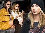 Ashley Benson and Shay Mitchell in Milan\n\nPictured: Ashley Benson, Shay Mitchell\nRef: SPL1135890  241015  \nPicture by: Andrea Di Tondo\n\nSplash News and Pictures\nLos Angeles: 310-821-2666\nNew York: 212-619-2666\nLondon: 870-934-2666\nphotodesk@splashnews.com\n