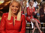 *** MANDATORY BYLINE TO READ: Syco / Thames / Corbis ***\nCaroline Flack, Olly Murs, Nick Grimshaw - X Factor Live, London, Britain - 24 October 2015\n\nPictured: Rita Ora, Caroline Flack, Olly Murs\nRef: SPL1160115  241015  \nPicture by: Syco/Thames/Corbis/Dymond\n\n