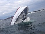 Boat with 27 people on board sinks near Tofino; multiple fatalities