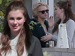 144121, EXCLUSIVE: Cody Simpson arrives to Ireland Baldwin's belated Birthday party in Los Angeles. They both had breakfast with friends and then head to Ireland's condo where more people showed up for the celebration, her birthday being on the October 23. At one point Cody popped out to Skate Board. Los Angeles, California - Saturday October 24, 2015. Photograph: © Gaz Shirley,PacificCoastNews. Los Angeles Office: +1 310.822.0419 sales@pacificcoastnews.com FEE MUST BE AGREED PRIOR TO USAGE